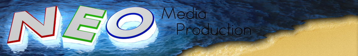 NEO Media Production Header